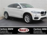 * One Owner * This 2016 BMW X6 xDrive 35i is Alpine