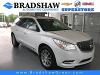 Recent Arrival! 2016 Buick Enclave Leather Group KBB
