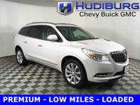 CARFAX One-Owner! Buick Enclave PREMIUM - LEATHER QUAD