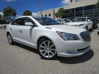 Your EXCELLENT condition White Frost Tricoat 2016 Buick