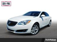 WHITE FROST TRICOAT,Leather Seats,AUDIO SYSTEM; BUICK