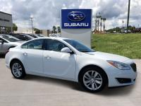 2016 Buick Regal Turbo Summit White CARFAX One-Owner.