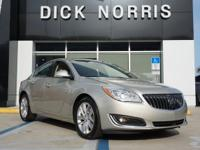 2016 BUICK REGAL PREMIUM! 4 DOOR SEDAN! SPARKLING