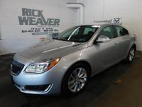 This carfax 1-owner Regal is GM Certified Pre-owned!
