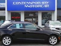 2016 Cadillac ATS 2.0L Turbo 22/30 City/Highway