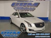 This 2016 Cadillac ATS shows off why Cadillac is the