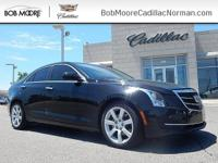 *BOB MOORE CADILLAC NORMAN/MOORE/SOUTH OKC. LEATHER,