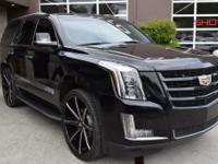 OVERVIEWThis 2016 Cadillac Escalade 4dr 4WD 4dr Luxury