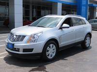 Heated Seats, Leather, SRX Luxury, 4D Sport Utility,