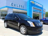 This Cadillacis equipped with remote Keyless Entry,