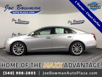 CARFAX One-Owner. Clean CARFAX. 2016 Cadillac XTS