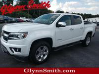 This reliable 2016 Chevrolet Colorado LT comes with a