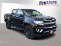 CARFAX One-Owner. Black 2016 Chevrolet Colorado Z71 4WD