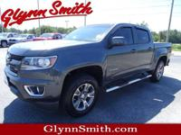 This 2016 Chevrolet Colorado Z71 features a remote