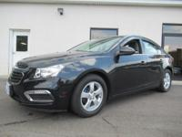 This 2016 Chevrolet Cruze Limited LT is proudly offered