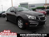 2016 CHEVROLET CRUZE LIMITED ...... ONE LOCAL OWNER