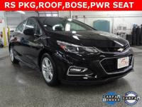 CARFAX One-Owner. Mosaic Black Metallic 2016 Chevrolet