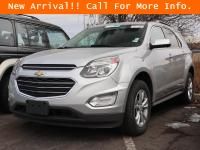Our great looking 2016 Chevrolet Equinox AWD 1LT steps
