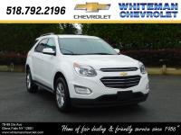 Our 2016 Chevrolet Equinox 1LT AWD SUV steps out in