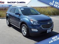 2016 Chevrolet Equinox LT, CARFAX 1-Owner, Excellent