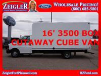 6.0 Liter Heavy Duty 3500 Extended Cargo Van - Low