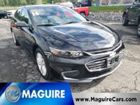 Did you know this beautiful 2016 Chevy Malibu has