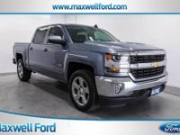 This outstanding example of a 2016 Chevrolet Silverado