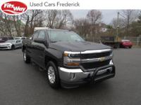 2016 Tungsten Metallic Chevrolet Silverado 1500 6-Speed