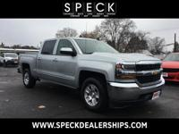 Great truck! Cruise control, V8, and more! Not only
