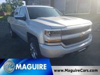 Did you know this 2016 Chevy Silverado has an Auxiliary