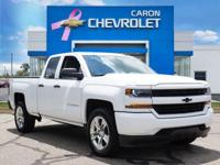 Caron Chevrolet is dedicated to providing the Best