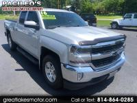 This 2016 Chevrolet Silverado double cab does not have
