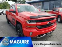 Did you know this 2016 Chevy Silverado is equipped with
