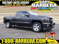 Our One Owner 2016 Chevrolet Silverado 1500 LT Double