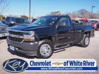 2016 Chevrolet Silverado 1500 WT 4WD 6-Speed Automatic