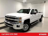 Z71 Off Road Package, 6.6L Turbo Diesel V8 Engine,