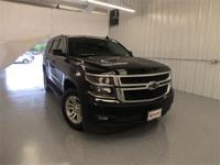 Black 2016 Chevrolet Tahoe LT 4WD 6-Speed Automatic