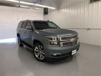 Dark Blue Metallic 2016 Chevrolet Tahoe LTZ RWD 6-Speed