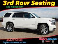 Tahoe LTZ, 4D Sport Utility, V8, 6-Speed Automatic