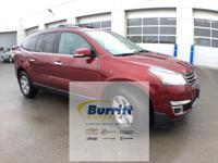 One Owner, Clean AutoCheck.At Burritt Motors we have