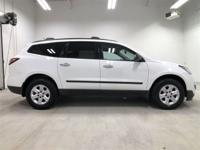 Immaculate Traverse with 3 rows for your family. All