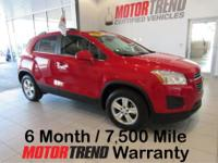 The used 2016 Chevrolet Trax in MORGANTOWN, WEST