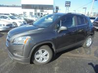 This used 2016 Chevrolet Trax in Greenville, OH is a