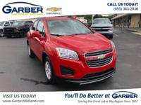 Come in and check out this 2016 Chevrolet Trax!! CARFAX