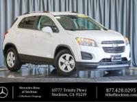 Introducing the 2016 Chevrolet Trax! Representing the