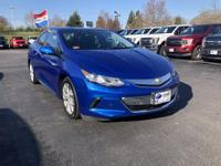 This 2016 Chevrolet Volt Premier, has a great Kinetic