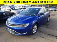 Bluetooth, Backup Camera, Non-Smoker, Clean Car Fax,