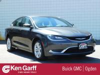 2016 GRAY CHRYSLER 200 LIMITED! Front Bucket Seats,