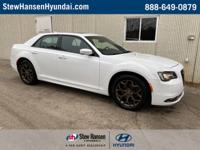 Bright White Clearcoat 2016 Chrysler 300 S AWD 8-Speed