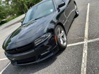 All Black 2016 Dodge Charger R/T ! All Maintenance up